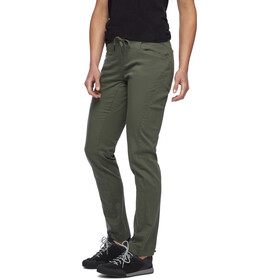 Black Diamond Credo Pants Dame tundra